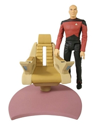 First Season Picard in Chair
