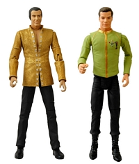 Space Seed - Kirk and Khan