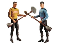Amok Time - Kirk and Spock