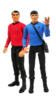 Scotty and Spock