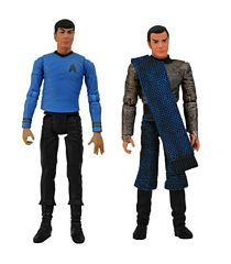 Romulan Kirk and Fascinating Spock