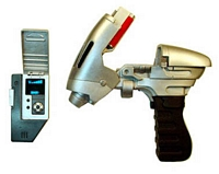 Enterprise - Phaser and Communicator