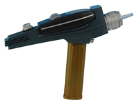 TOS Phaser - Bronze Handle