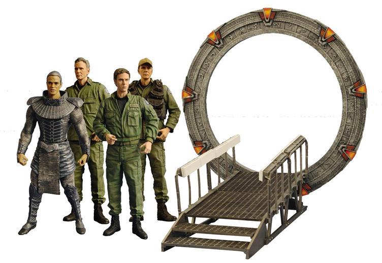 Diamond Select Toys Stargate Sg 1 Wave One Legendscrazy Net