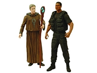 Prior Daniel and Unending Teal'c