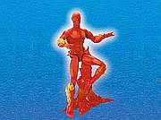 Toy Biz Marvel Legends Series Two - Human Torch