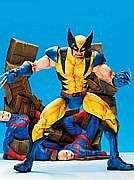 Toy Biz Marvel Legends Series Six - Wolverine - No Mask Variant