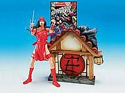 Toy Biz Marvel Legends Series Four - Elektra