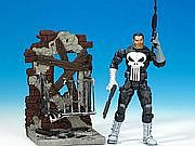 Toy Biz Marvel Legends Series Four - Punisher