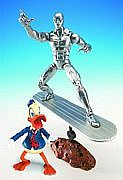 Toy Biz Marvel Legends Series Five - Silver Surfer