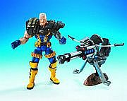 Toy Biz Marvel Legends Series Six - Cable