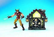 Toy Biz Marvel Legends Series Six - Wolverine - Brown Costume