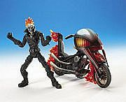 Toy Biz Marvel Legends Series Seven - Ghost Rider - Johnny Blaze