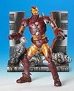 Toy Biz Marvel Legends Series Eight - Iron Man - Modern Armor