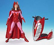 Toy Biz Marvel Legends Series Eleven - Scarlet Witch