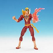 Toy Biz Marvel Legends Series Twelve - Iron Fist - Red Costume Variant