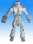 Toy Biz Marvel Legends Series Twelve - Sasquatch - White Variant