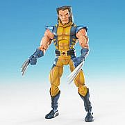 Toy Biz Marvel Legends Series Twelve - Wolverine - Astonishing Unmasked Variant
