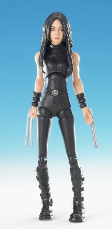 x 23 costume  Toy Biz Marvel Lege...