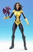 Toy Biz Marvel Legends Giant Man Series - Kitty Pryde