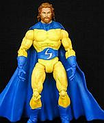 Toy Biz Marvel Legends Giant Man Series - Sentry - Bearded Variant