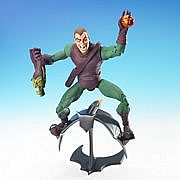 Toy Biz Marvel Legends Series Thirteen - Green Goblin - Unmasked Variant
