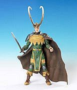 Toy Biz Marvel Legends Series Thirteen - Loki