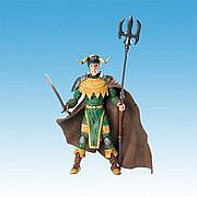 Toy Biz Marvel Legends Series Thirteen - Loki - Crown of Lies Variant