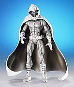 Toy Biz Marvel Legends Series Fifteen - Moon Knight - Silver Costume Variant