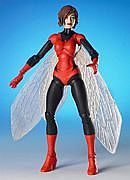 Toy Biz Marvel Legends Series Fifteen - Wasp - Red Costume Variant