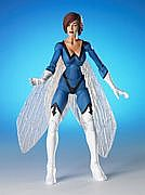 Toy Biz Marvel Legends Series Fifteen - Wasp - Blue Costume Variant