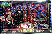 Toy Biz Marvel Legends Urban Legends Box Set in Package