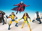Toy Biz Marvel Legends X-Men Legends Group Shot