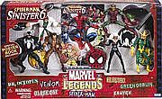 Toy Biz Marvel Legends Sinister Six Box Set in Package
