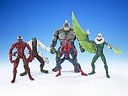 Toy Biz Marvel Legends Fearsome Foes Box Set Group