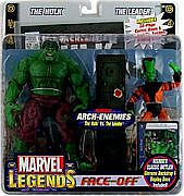 Toy Biz Marvel Legends Face Off - Hulk versus Leader Variant