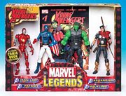 Toy Biz Marvel Legends Young Avengers Box Set in Package
