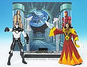 Toy Biz Marvel Legends Face Off - Iron Man versus Mandarin Variant