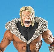 Toy Biz Marvel Legends Face-Off - Wolverine versus Sabretooth Variant