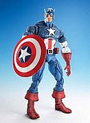 Toy Biz Marvel Legends Icons - Captain America