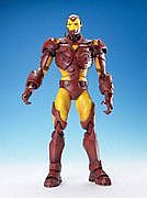 Toy Biz Marvel Legends Icons - Iron Man
