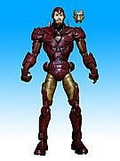 Toy Biz Marvel Legends Icons - Iron Man - Gold Variant