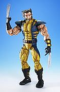 Toy Biz Marvel Legends Icons - Wolverine - Unmasked Variant