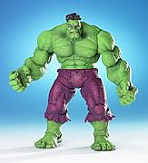 Toy Biz Marvel Legends Icons - Hulk