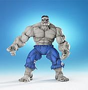 Toy Biz Marvel Legends Icons - Hulk - Grey Variant