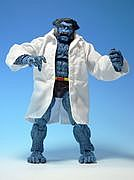 Toy Biz Marvel Legends Icons - Beast - Blue Lab Coat Variant