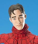 Toy Biz Marvel Legends Icons - Spider-Man - Unmasked Variant