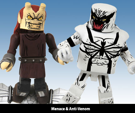 Menace and Anti-Venom
