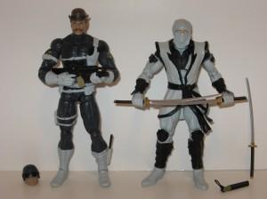 Dum Dum Dugan and Hand Ninja