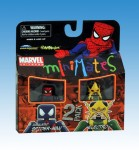 Marvel Minimates Insulated Spider-Man and Electro